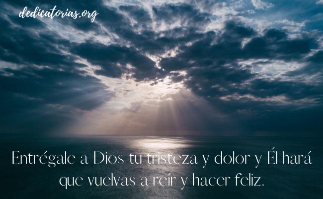 Frases de agradecimiento a Dios