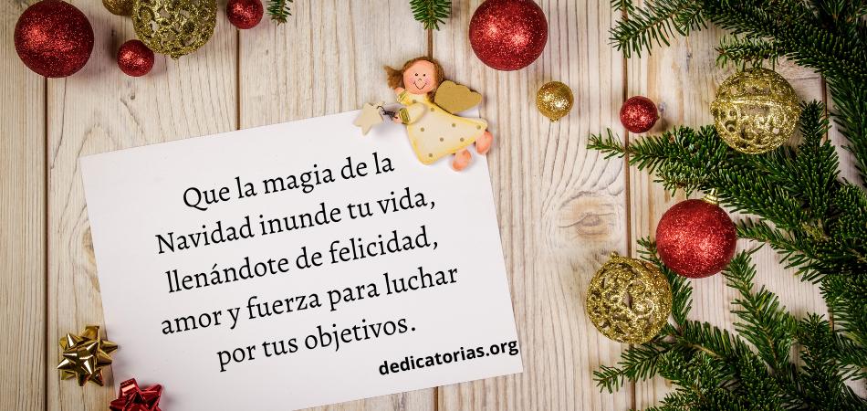 tarjeta feliz navidad mejor amiga